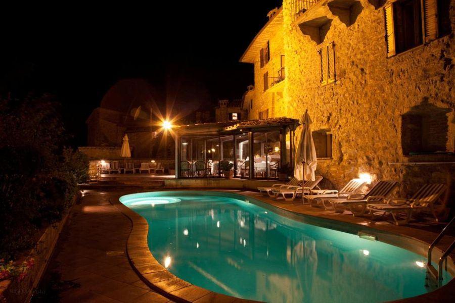 Offerte di Capodanno Hotel Castel Rigone Lago Trasimeno