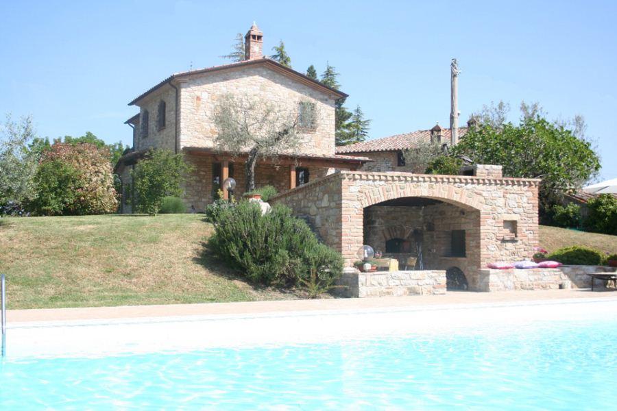 Offerte di Capodanno in Villa Monteacuto in Umbria