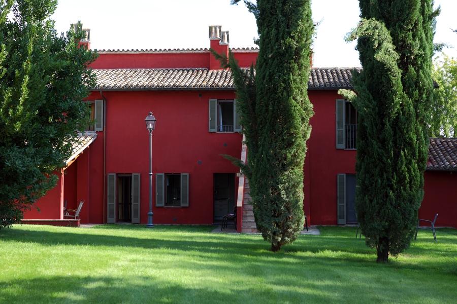 Offerte di Capodanno alla Residenza a Spello casale in Umbria