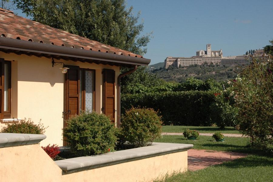 Offerte di Capodanno 2019 al Podere Assisi in Umbria