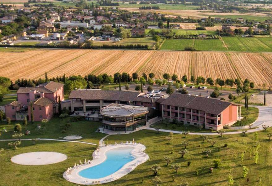 Offerte di Capodanno al Relais Assisi 4 stelle in Umbria Spa