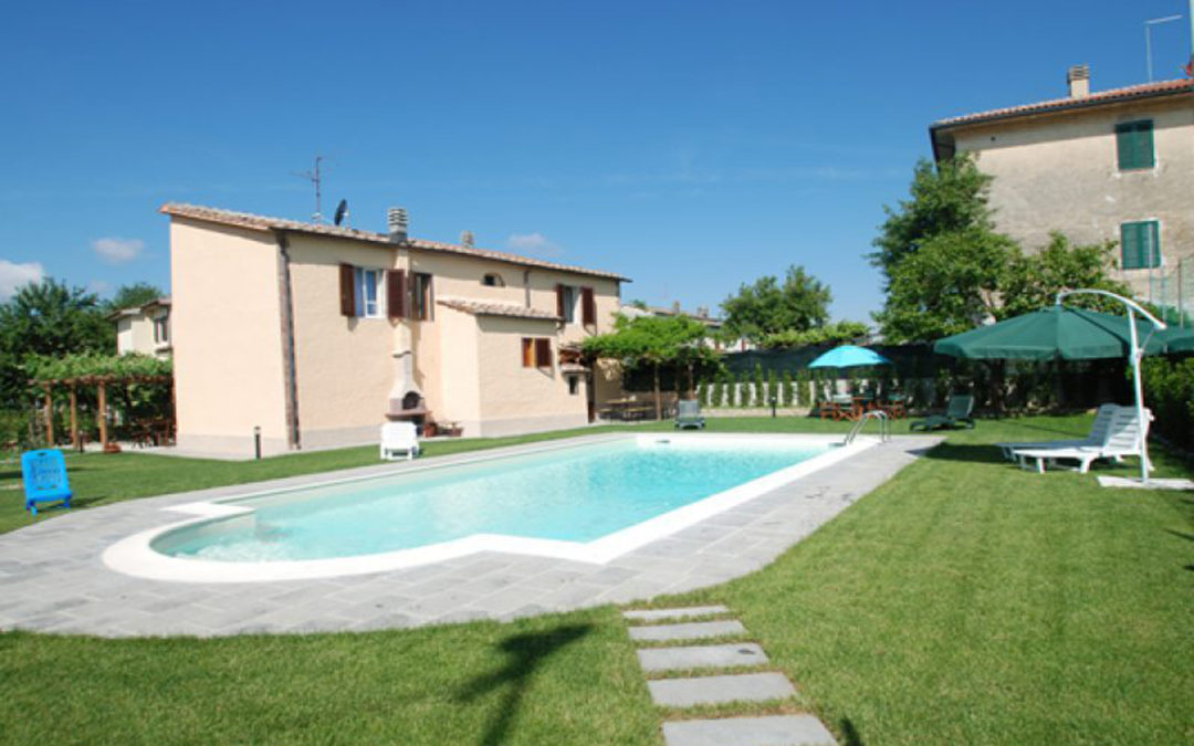 Offerte di Capodanno Villa Monticiano in Toscana