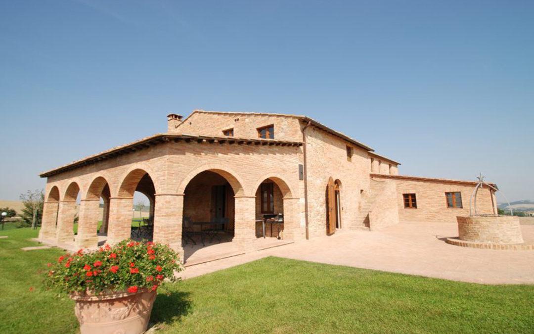 Offerte di Capodanno Villa singola D'Orcia in Toscana