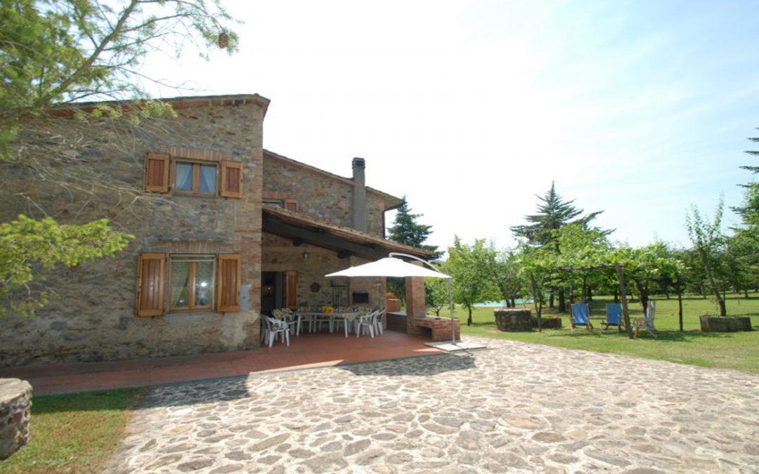 Offerte di Capodanno 2019 Villa Poggio in Toscana