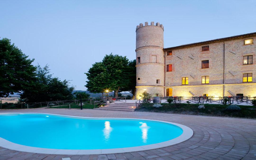 Offerte di Capodanno al Castello Gubbio in Umbria