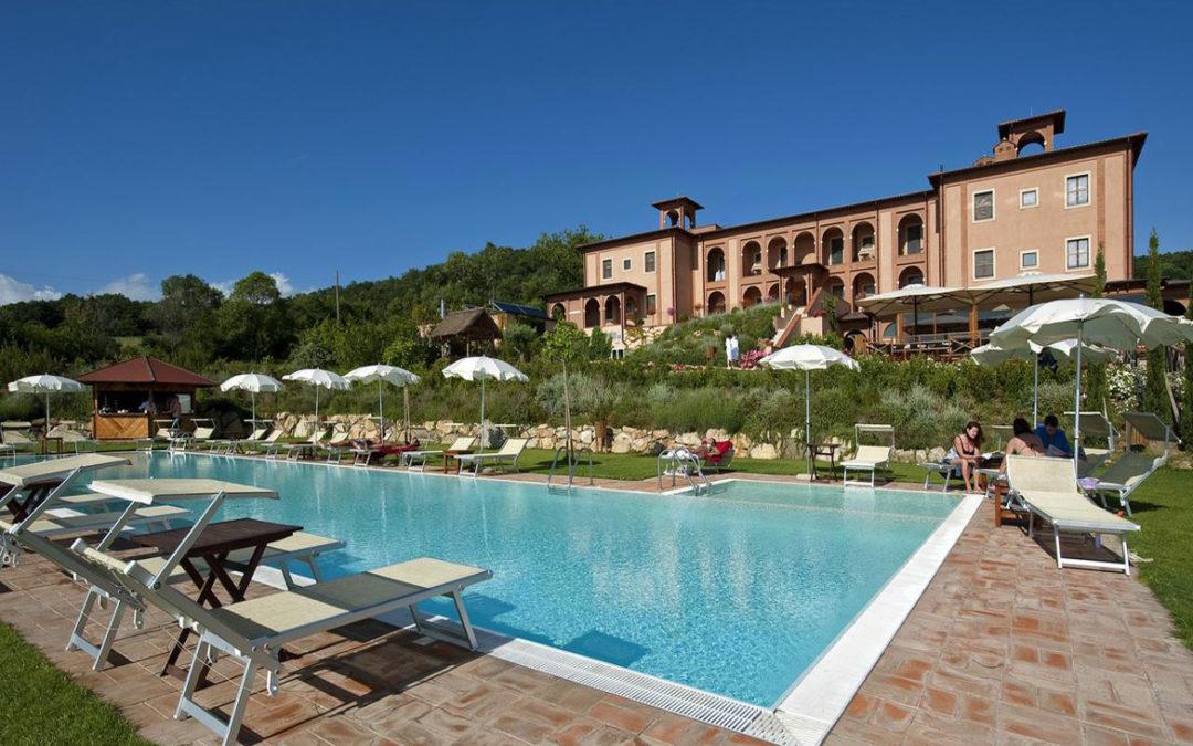 Offerte di Capodanno Hotel Saturnia 4 stelle in Toscana